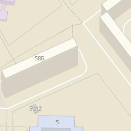 Бибиревская улица д 17Б на карте - Карта Москвы