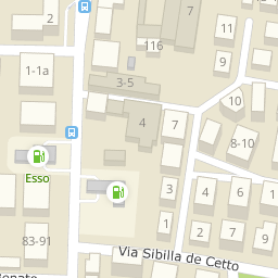 Planet Sedia, negozio di complementi d\'arredo, Via Pontevigodarzere ...